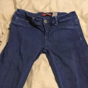 Union Bay colored jeans in blue